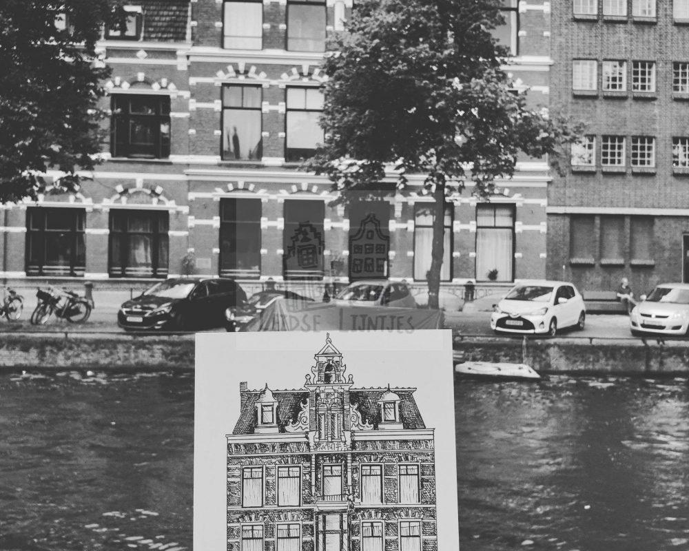 Huisportret Herengracht